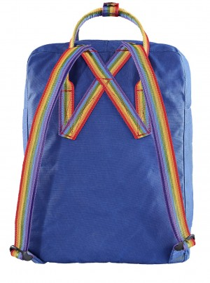 Plecak Kanken Rainbow Mini - 580-907 Purple/Rainbow Pattern