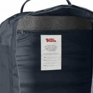 Plecak Kanken Big Fjallraven - 540 Royal Blue