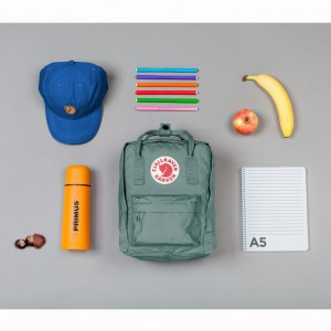 Plecak Kanken Mini Fjallraven - 606 Birch Green