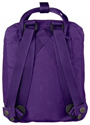 Plecak Save The Arctic Fox Kanken Mini - 580/462 Purple/Orchid