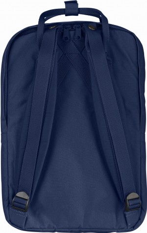 "Plecak Kanken Laptop 15"" Fjallraven - 326/540 Ox Red/Royal Blue"