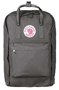 "Plecak Kanken Laptop 17"" Fjallraven - 046 - Super Grey"
