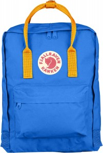 Plecak Kanken Fjallraven - 525/141 - UN Blue/Warm Yellow