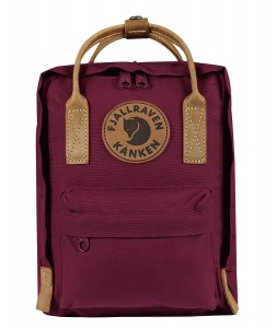 Kanken No. 2 Mini - 420 Plum