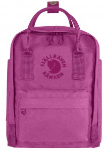 Re-Kanken MINI Fjallraven - 309 Pink Rose