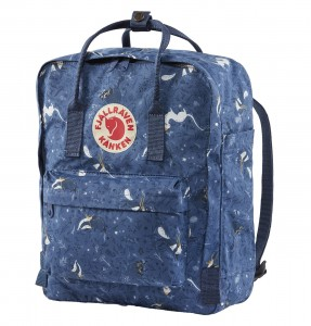 Plecak Fjallraven Kanken Art - 975 Blue Fable