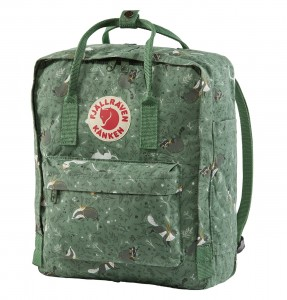 Plecak Fjallraven Kanken Art - 976 Green Fable
