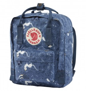 Plecak Kanken Art Mini - 975 Blue Fable
