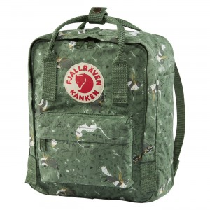 Plecak Kanken Art Mini - 976 Green Fable
