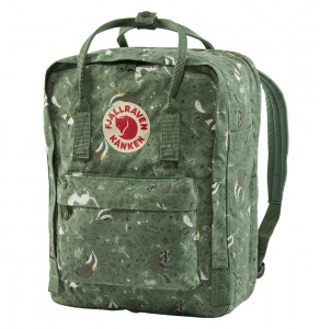 "Plecak Kanken Art Laptop 13"" - 976 Green Fable"