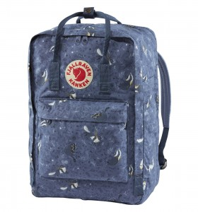 "Plecak Kanken Art Laptop 17"" - 975 Blue Fable"