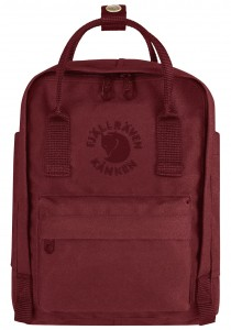 Re-Kanken MINI Fjallraven - 326 Ox Red