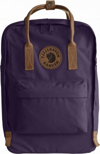 "Kanken No. 2 Laptop 15"" - 590 Alpin Purple"