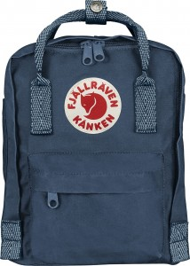 Plecak Kanken Mini Fjallraven - 540-908 - Royal Blue-Goose Eye