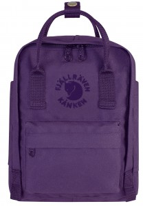 Re-Kanken MINI Fjallraven - 463 Deep Violet