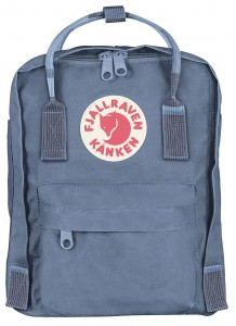 Plecak Kanken Mini Fjallraven - 519-925 Blue Ridge-Random Blocked