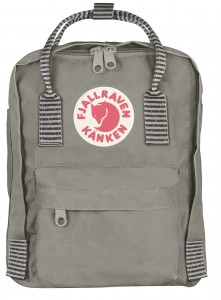 Plecak Kanken Mini Fjallraven - 021-921 Fog-Striped