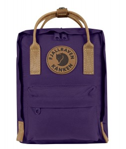 Kanken No. 2 Mini - 590 Alpine Purple