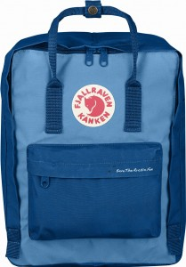 Plecak Save The Arctic Fox Kanken - 539-508 - Lake Blue/Air Blue