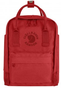 Re-Kanken MINI Fjallraven - 320 Red