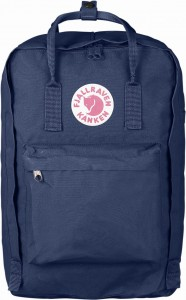 "Plecak Kanken Laptop 17"" Fjallraven - 540 Royal Blue"