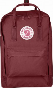 "Plecak Kanken Laptop 15"" Fjallraven - 326 Ox Red"