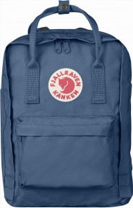 "Plecak Kanken Laptop 13"" Fjallraven - 519 Blue Ridge"