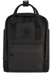 Re-Kanken MINI Fjallraven - 550 Black