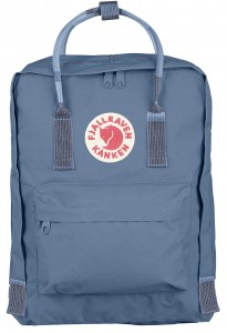 Plecak Kanken Fjallraven - 519/925 - Blue Ridge Random Blocked