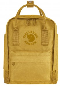 Re-Kanken MINI Fjallraven - 142 Sunflower Yellow