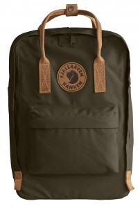 "Kanken No. 2 Laptop 15"" - 633 - Dark Olive"