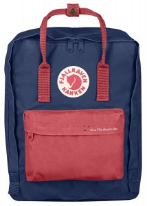 Plecak Save The Arctic Fox Kanken - 540/319 Royal Blue Peach Pink