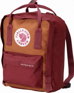 Plecak Save The Arctic Fox Kanken Mini - 326/164 Ox Red/Brick