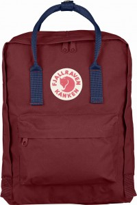 Plecak Kanken Fjallraven - 326/540 - Ox Red/Royal Blue