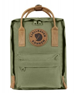 Kanken No. 2 Mini - 620 Green