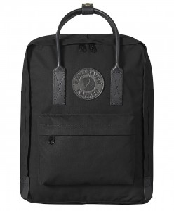Kanken No. 2 BLACK EDITION - 550 Black