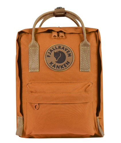 Fjallraven Kanken No. 2 Mini, kolor: 205 - Seashell Orange.