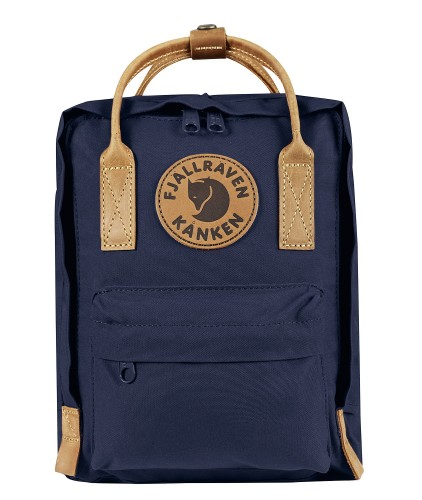 Fjallraven Kanken No. 2 Mini, kolor: 560 - Navy.