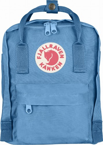Fjallraven Kanken Mini, kolor: 508 Air Blue
