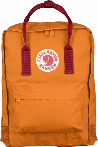 Fjallraven Kanken 212/325 Burnt Orange/Deep Red