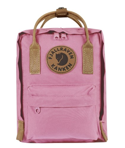 Fjallraven Kanken No. 2 Mini, kolor: 312 - Pink.
