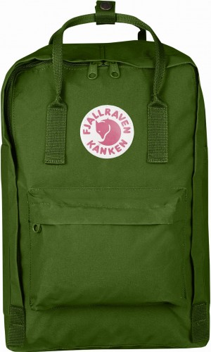 "Fjallraven Kanken Laptop 15"", kolor: 615 Leaf Green"