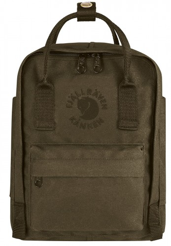 Re-Kanken Mini, kolor: 633 Dark Olive