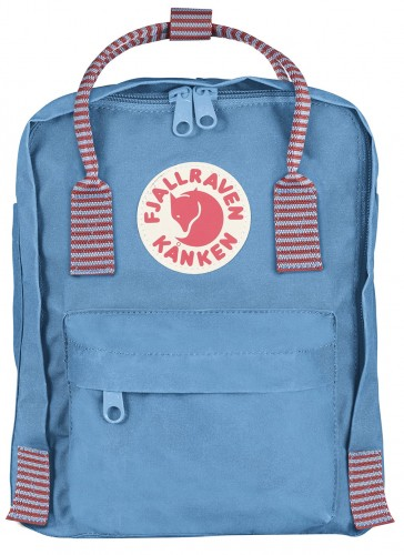 plecak Kanken Mini, kolor: 508-911 - Air Blue Striped