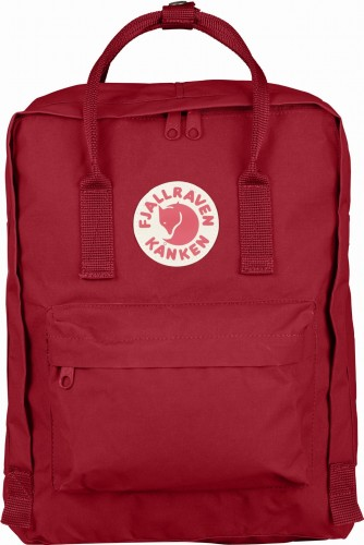Plecak Fjallraven Kanken, kolor: 325-Deep Red