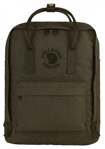 Fjallraven Re-Kanken, kolor: 633 Dark Olive