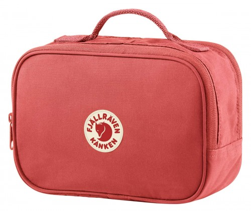Kanken Toiletry Bag, kolor: 319 - Peach Pink