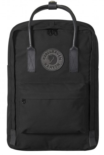 "Fjallraven Kanken No. 2 Laptop 15"" Black Edition, kolor: 550 - Black."