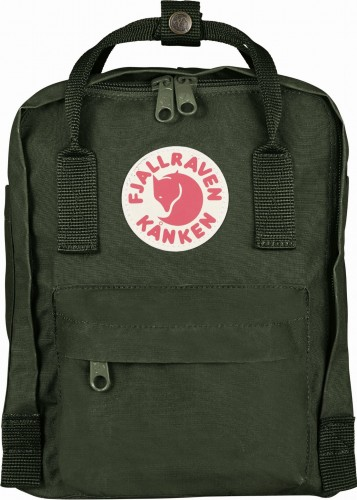 Fjallraven Kanken Mini, kolor: 660 Forest Green