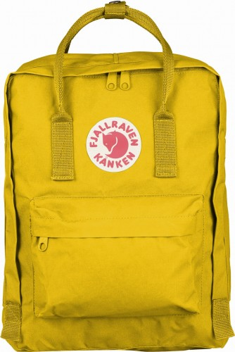 Fjallraven Kanken, kolor: 141 Warm Yellow
